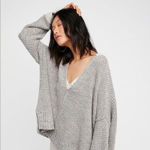 Free People Take Me Over sweater